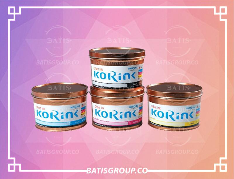 مرکب کره ای KORINK