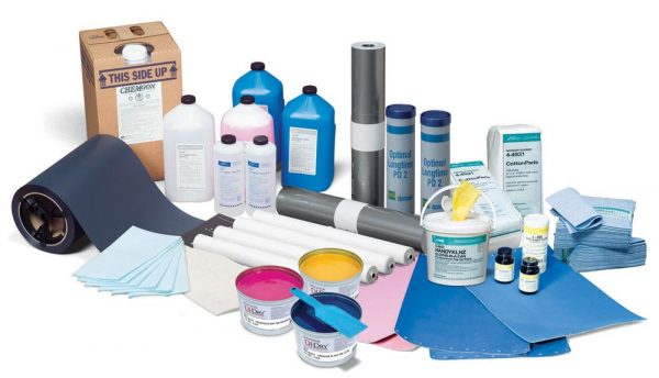 5 نوع ملزومات مهم در صنعت چاپ و بسته بندی